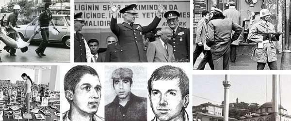 Eylül'de Üç Gün: 12 Eylül 1980 Türkiye/ Hüseyin ORTAK