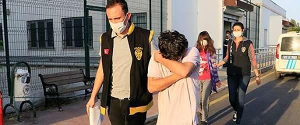 Adana merkezli 11 ilde 'swinger' operasyonu: 35 gözaltı