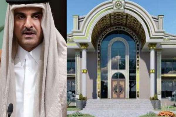 Katar Kraliyet ailesi için Yalova'da dev saray yapılıyor!