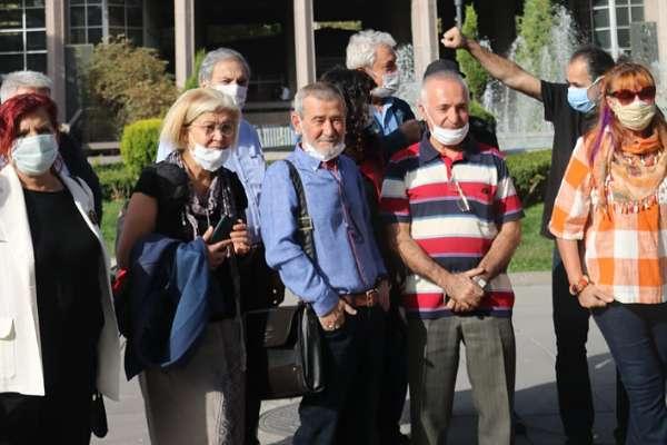 Ahmet Telli, hakim karşısına çıktı