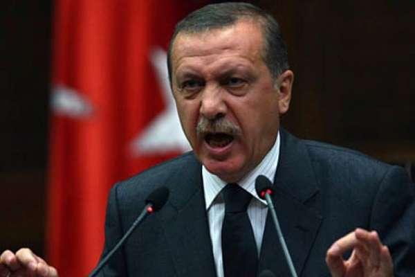 Kıbrıslılardan Erdoğan'a tepki: Elini, kolunu adadan çek