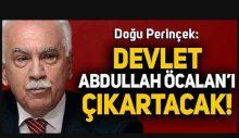 Perinçek: Devlet, Öcalan'ı çıkaracak