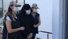 Fransa'nın aradığı IŞİD üyesi kadın Adana'da yakalandı