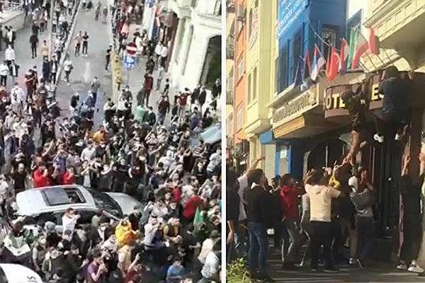 Suriyeli göçmenleri organize şekilde sokağa döken 'güç' ortaya çıktı