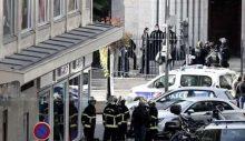 Fransa'da kiliseye saldırı: 3 ölü, çok sayıda yaralı