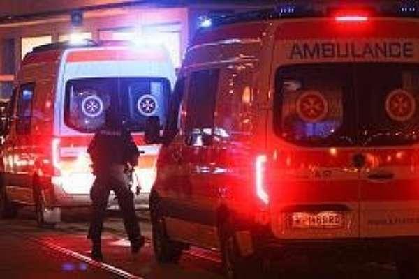 Terör bu kez Viyana'yı vurdu: 2 ölü, çok sayıda yaralı var