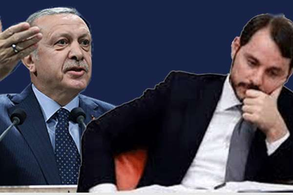 """""""Erdoğan, Soylu'dan Albayrak görevde kalırsa kaç AKP'li vekilin istifa edeceğini araştırmasını istedi"""""""