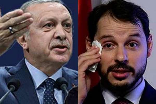 Erdoğan, Berat Albayrak'ın istifasını kabul etti