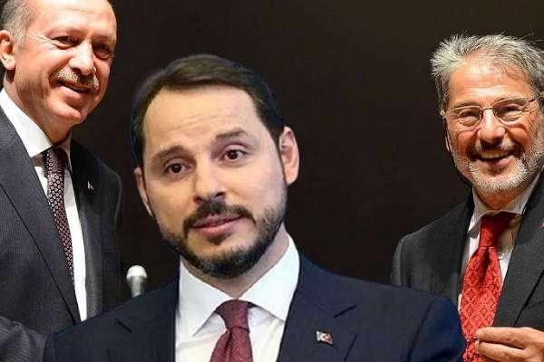 Berat Albayrak'ın babası Sadık Albayrak da AKP'den istifa etti