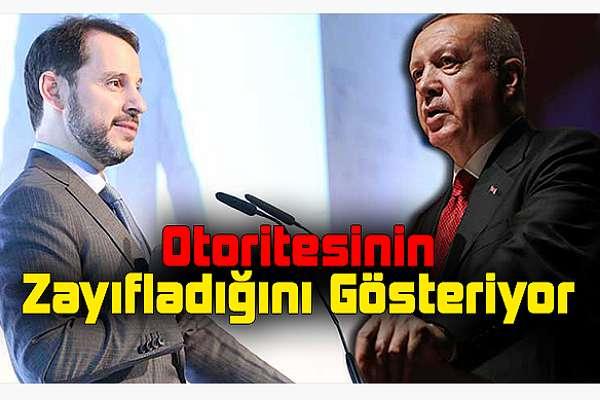 Özer Sencar: Albayrak'ın istifası, Erdoğan'ın otoritesinin zayıfladığını gösteriyor