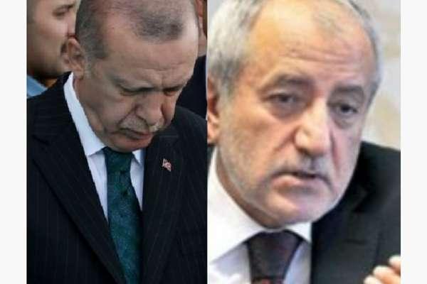 """Erdoğan'a en yakın isimlerden İhsan Arslan: """"FETÖ'nün taktiklerini kullandık"""""""
