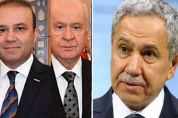 """MHP'den Arınç'ın """"Demirtaş"""" ile ilgili ifadelerine tepki"""