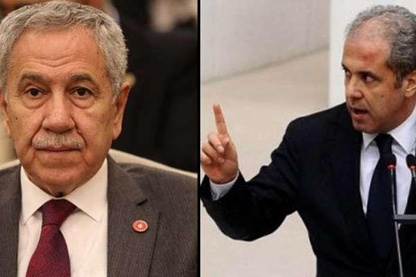 İşaret fişeğini beklemişler: Erdoğan'ın açıklaması sonrası AKP'liler Arınç'a saldırdı!