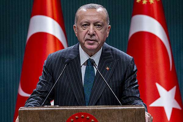 """Erdoğan 'koronavirüs tedbirlerini' açıkladı: """"Darbeci CHP!"""""""