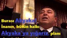CHP'li Alban: İnanın, bütün halkı Akyaka'ya yığarız, planı size değiştirtmeyiz!