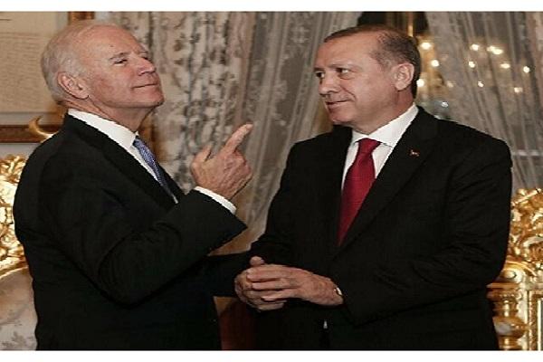 Bloomberg: Erdoğan, Biden'la sallantılı dört yıl için hazırlanıyor