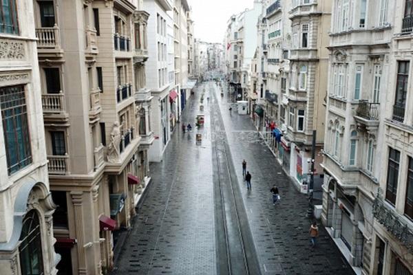 İstiklal Caddesi için kısıtlama: Caddeye girişler engellenebilecek
