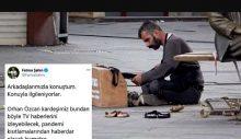 AKP'li Fatma Şahin, ayakkabı boyacısı için çözümü buldu: Televizyon!