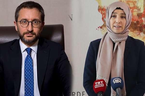 """""""Eşim THY'den ücret almıyor"""" diyen Fahrettin Altun'u faaliyet raporları yalanladı"""
