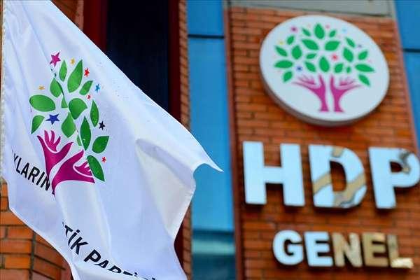 """HDP'den Bahçeli'nin """"HDP'nin kapısına kilit vurulmalı"""" çıkışına yanıt"""