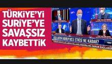 Fatih Altaylı'dan Suriyeli tepkisi: Türkiye'yi savaşsız kaybettik
