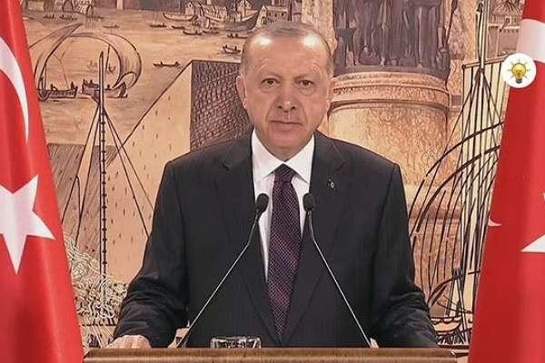 Erdoğan'dan 'hayali' iddialar: AKP'yi kapatacaklar!