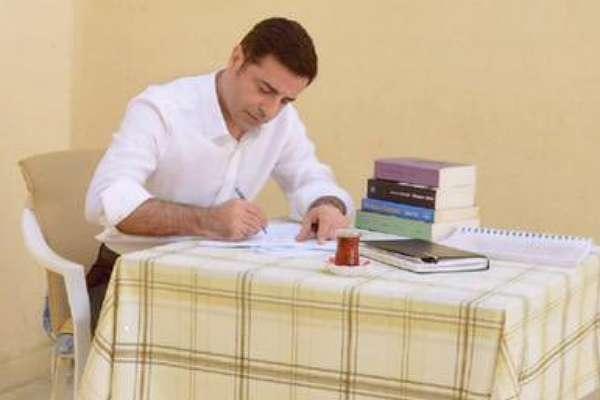Demirtaş'tan AİHM kararıyla ilgili açıklama: Bizzat hükümet eliyle…