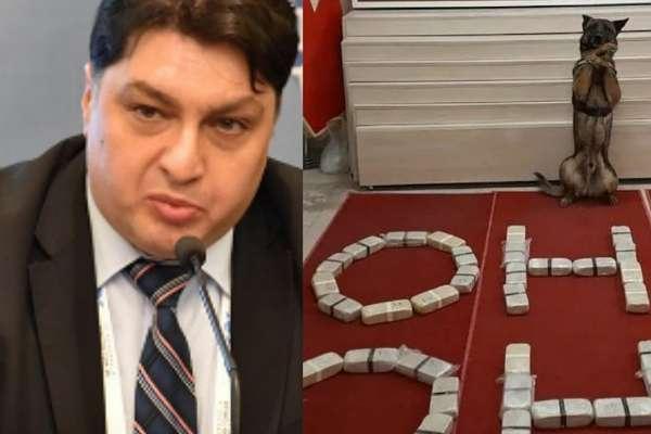 Veysel Filiz 100 kilo uyuşturucu ile yakalandı; olay bakanlık talimatıyla basından gizlendi