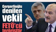 Soylu: Demirtaş teröristtir, Gergerlioğlu FETÖ'cü teröristtir