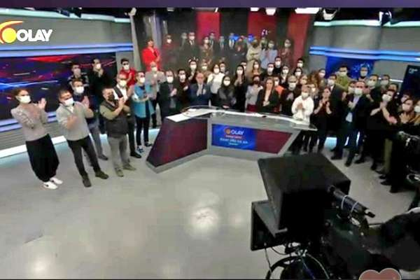 Kapanan Olay TV'nin sahibi Çağlar: Yayın ekibinin yaptığı yayınlar beni rahatsız etti