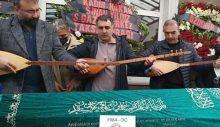 Engin Nurşani, türkülerle uğurlandı