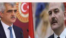 """Gergerlioğlu, kendisine """"FETÖ'cü terörist"""" diyen Soylu'ya dava açtı"""