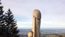 Alman polisi dev anıtın kaybolmasıyla ilgili soruşturma başlattı