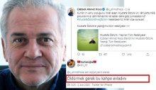 """AKP'lilerin ve İsmailağa'nın """"öldürülsün"""" çağrısı yaptığı Prof. Dr. Mustafa Öztürk istifa etti"""