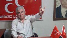 MHP'li başkan isyan etti: Esnafa bir dokun, bin ah işit. Hepsi batma noktasında