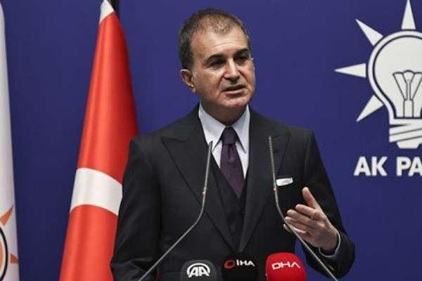 Ömer Çelik'ten gaf üstüne gaf: Türkiye yegane terör örgütüdür