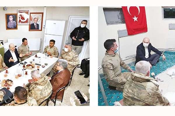 Emin Çölaşan: Yer sofrasındaki şov ile AKP'nin oy oranı mı yükselecek?