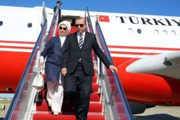 Erdoğan'ın uçak filosu açıklandı