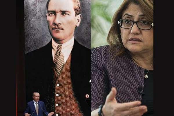 Erdoğan'a 'başöğretmen' diyen Fatma Şahin'e ADD'den yanıt