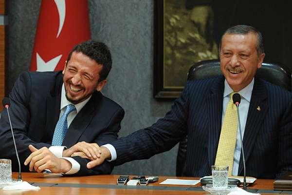 Hidayet Türkoğlu, Cumhurbaşkanı Danışmanlığından kovuldu