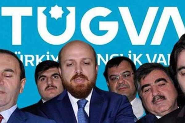 Yönetiminde Bilal Erdoğan'ın bulunduğu TÜGVA'dan gençlere 'diplomasi eğitimi'