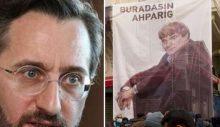 Fahrettin Altun: FETÖ Hrant'ı bizden koparalı 14 yıl oldu