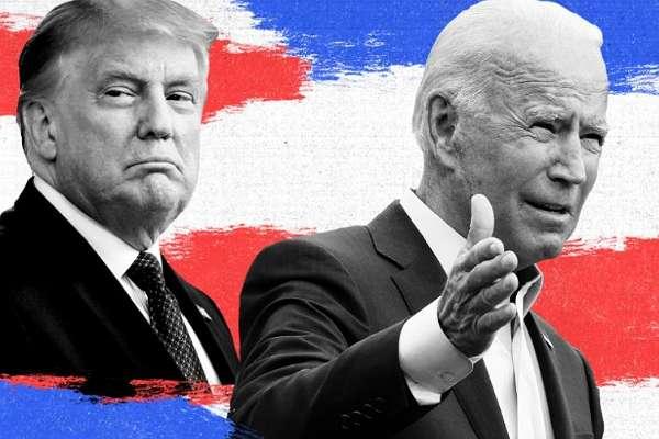 Biden'ın ilk işi Trump'ın izlerini silmek oldu