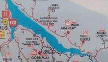 Alevi köylerinin işaretlendiği haritayı yayınlayan doktor hakkında soruşturma
