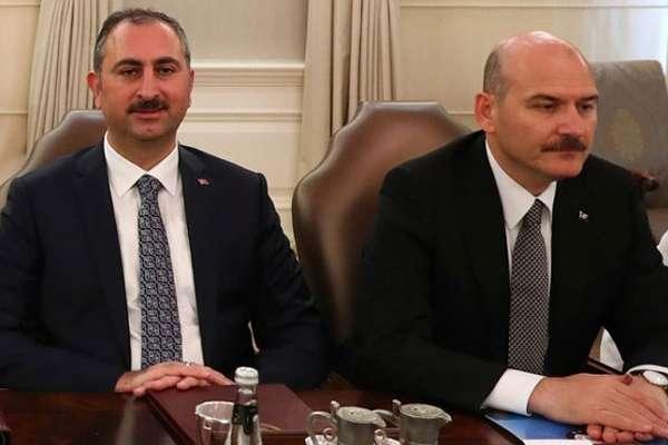 Adalet Bakanı Gül'den, Soylu'nun annesine yönelik hakaretlere tepki