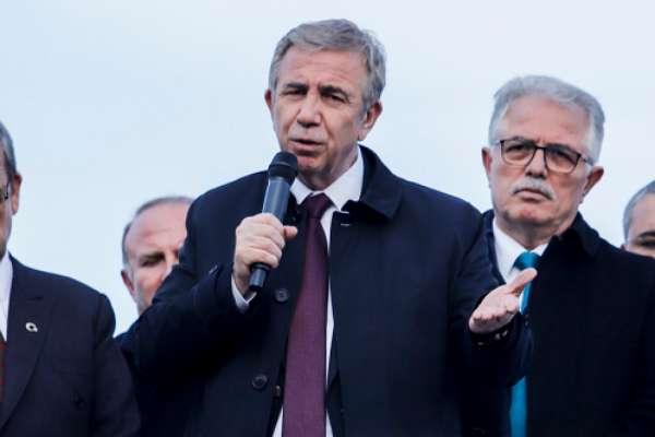 Mansur Yavaş Ankara'nın baş yağmacısına 458 milyonluk ihale verdi!