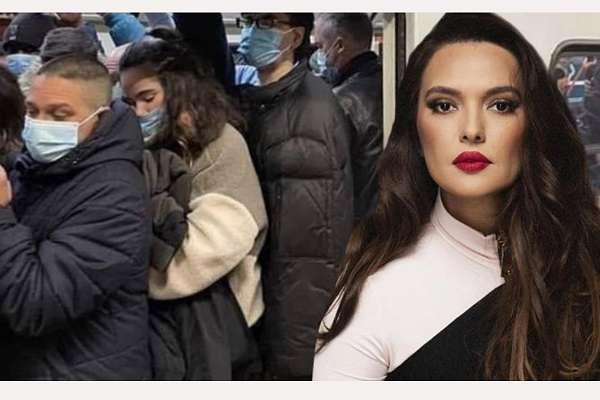Trollüğe soyundu, yine rezil oldu: İBB'den Demet Akalın'a metro yanıtı!