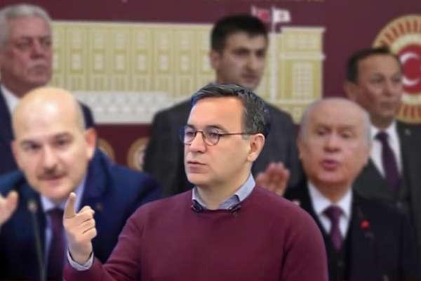 Zeyrek, CHP'den istifa eden milletvekillerini tek sözle bitirdi