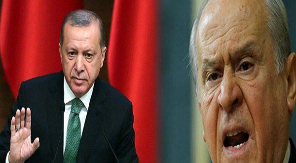 Arşiv: 'Sözde Cumhurbaşkanı' ifadesine kızan Bahçeli, Erdoğan için ne demişti?