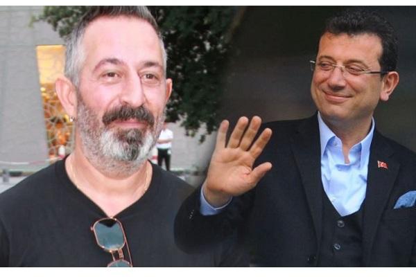 """Cem Yılmaz """"belediyeden 2754 lira aldım, onun için tweet attım"""" dedi, İmamoğlu büyük oyunu bozdu"""